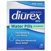 Diurex XPL Re-Energizing Water Pills