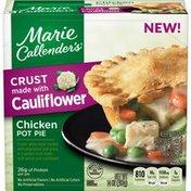 Marie Callender's Chicken Pot Pie Cauliflower Crust