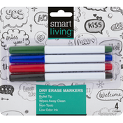 Smart Living Dry Erase Markers