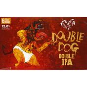 Flying Dog Beer, Double Dog, Double IPA
