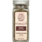 San Francisco Salt Company Tarragon Leaves, Spice Collection