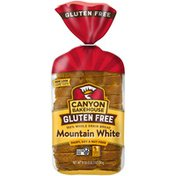 Canyon Bakehouse Gluten Free Sliced Mountain White Bread