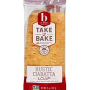 La Brea Bakery Loaf, Rustic Ciabatta