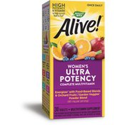 Nature's Way Alive! Women's Ultra Potency Multivitamin