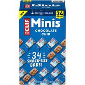 CLIF Bar Minis Chocolate Chip Snack-Size Bars
