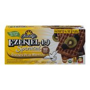 Food for Life Ezekiel 4:9 Sprouted Golden Flax Waffles - 6 CT