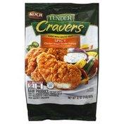 Koch Foods Chicken Breast, Spicy