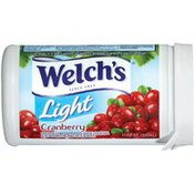 Welch's Frozen Light Cranberry Juice Concentrate