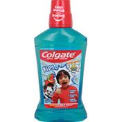 Colgate Rinse, Anticavity Fluoride, Ryan's Bubble Fruit