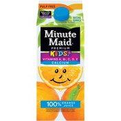 Minute Maid Orange Juice Kids Plus, Fruit Juice