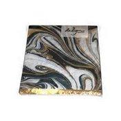 Design Design Marble Beverage Napkin Table Linens