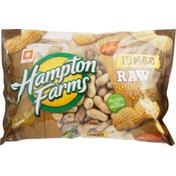 Hampton Farms Peanuts, Jumbo, Natural, Raw