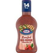 Kraft Roasted Red Pepper Vinaigrette Salad Dressing