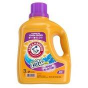 Arm & Hammer Plus Oxiclean Odor Blasters Fresh Burst, 75 Loads Liquid Laundry Detergent,