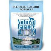 Natural Balance Dog Food, Dry,  Reduced Calorie Formula, Ultra, Original, Bag