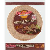 Don Pancho Soft Taco Style Whole Wheat Tortillas