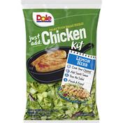 Dole Salad Kit, Lemon Herb, Just Add Chicken