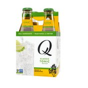 Q Mixers Classic Tonic Water