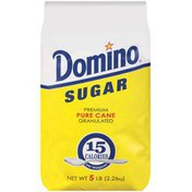 Domino Pure Cane Granulated Sugar