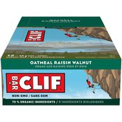 CLIF BAR Oatmeal Raisin Walnut Energy Bars (Case)