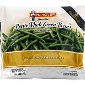 Hanover Green Beans, Whole, Petite