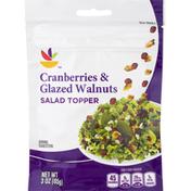 SB Salad Topper, Cranberries & Glazed Walnuts
