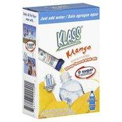 Klass Drink Mix, Mango Flavored