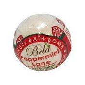 Bela Peppermint Premium Bath Bomb
