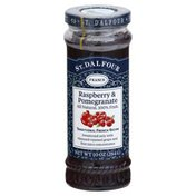St. Dalfour Spread, Raspberry & Pomegranate, Deluxe
