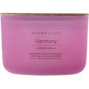 Aromascape Candle, Lavender Vanilla, Harmony