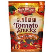 Bella Sun Luci Tomato Snacks, Sun Dried, Slow Roasted Smokey Flavor