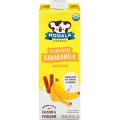 Mooala Bananamilk, Plant-Based, Original