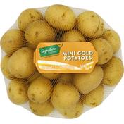 Signature Farms Potatoes, Gold, Mini