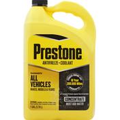 Prestone Antifreeze + Coolant, Concentrate