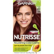 Nutrisse® Nourishing Hair Color Creme Dark Reddish Brown
