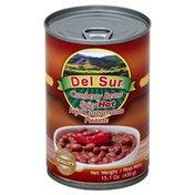 Del Sur Cranberry Beans, Spicy Hot, Can