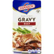 Swanson® Swanson Ready To Serve Gravy Beef
