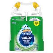 Scrubbing Bubbles Toilet Bowl Cleaner Rainshower