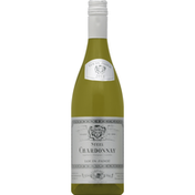 Louis Jadot Chardonnay, Steel, Bourgogne, 2011