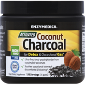 Enzymedica Charcoal, Activated, Coconut