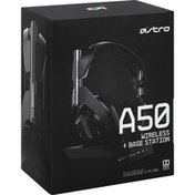 Astro Headset, A50, Wireless + Base Station