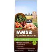 IAMS Grain-Free Naturals Farm-Raised Chicken and Garden Pea Recipe Dog Food