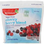 Brookshire's Cherry Berry Blend, Frozen Fresh