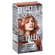 Got2b Hair Color, Permanent, M97 Gilded Rose