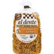 Al Dente Pasta, Plant Based, Chickpea + Turmeric