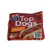 Maple Leaf Regular Size Top Dogs Original Wieners