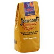 John Conti Coffee, Gourmet, Ground, Breakfast Blend