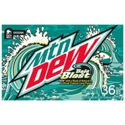 Mtn Dew Baja Blast Soda