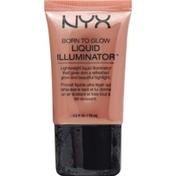 NYX Professional Makeup Liquid Illuminator, Gleam LI02