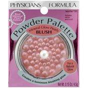 Powder Palette® 7333 Natural Pearl Mineral Glow Pearls -- 7333C Perle Naturelle Perles D'Eclat Mineral Blush -- Blush
